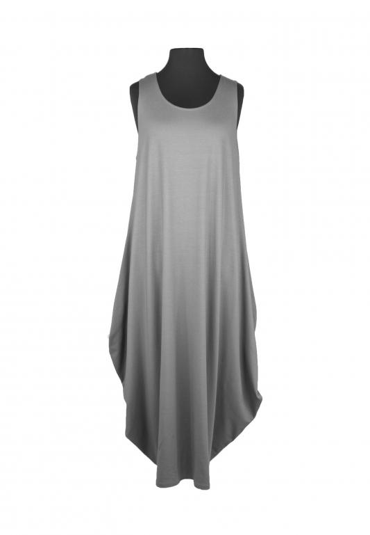 Pinos Dress Jersey Grey