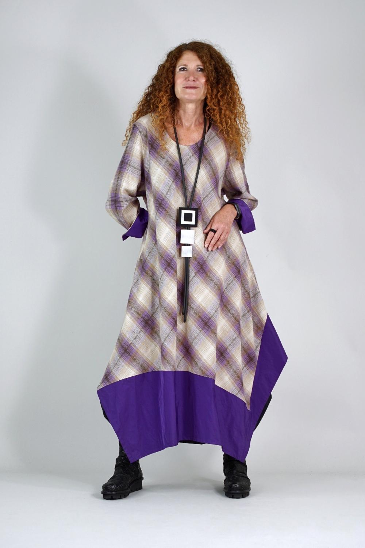Juliana XL Kleid in A-Linie...