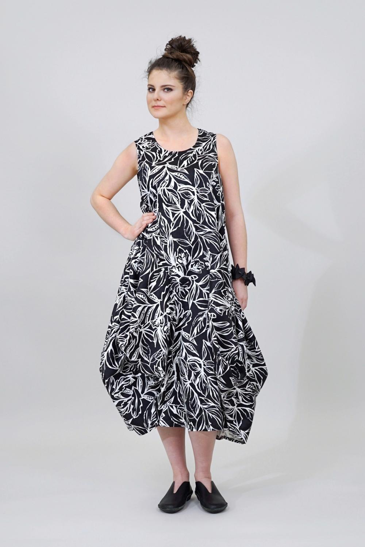 Tiffany Kleid in Tulpenform...