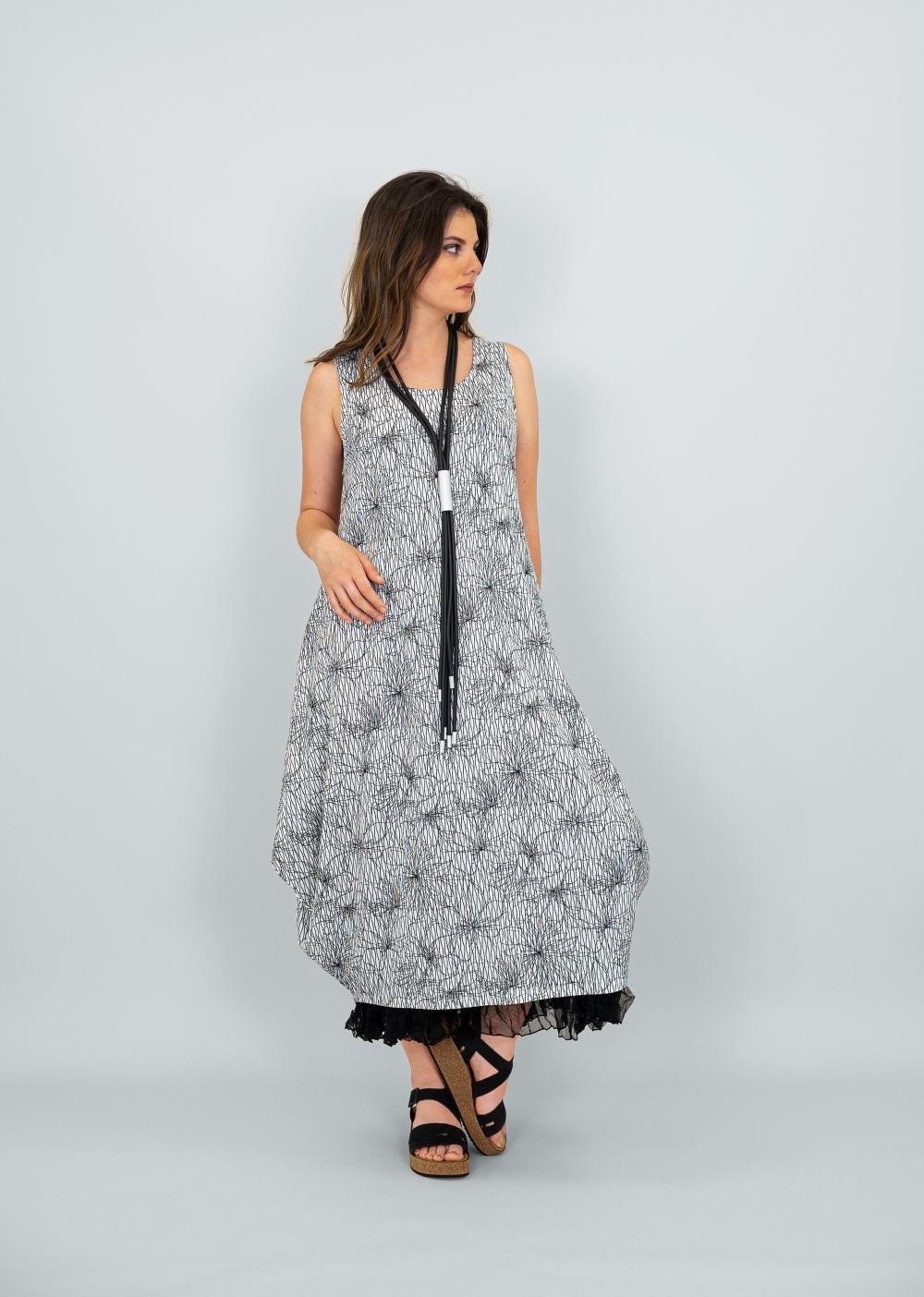 Pinotta Kleid in Tulpenform...