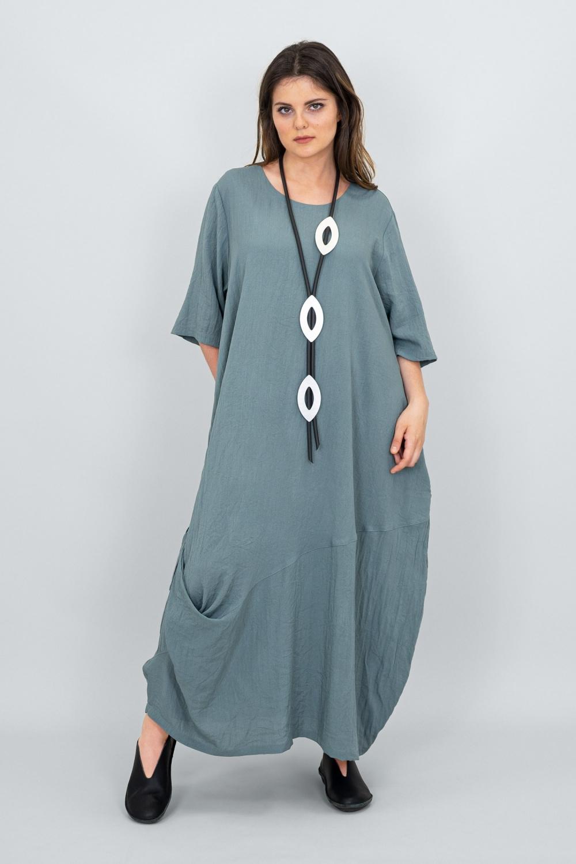 Arden Kleid in Tulpenform...