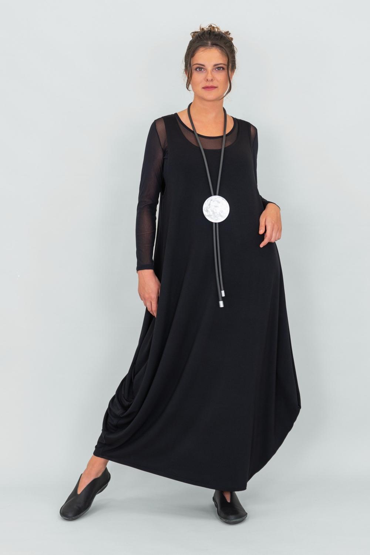 Pinos Kleid in Tulpenform...