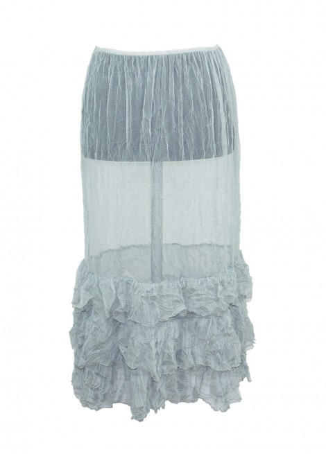 Underskirt Crash Light Grey