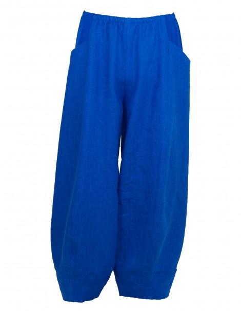 Tibidan Trousers Signal Blue